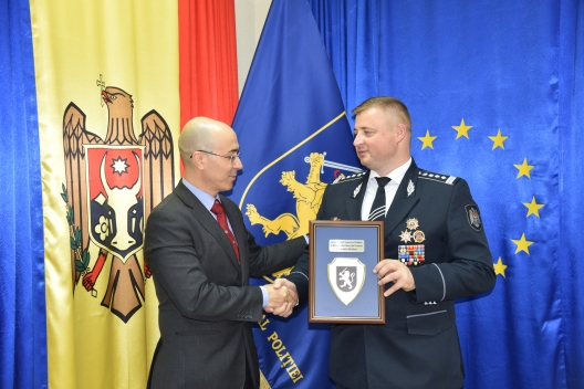 cavcaliuc gheorghe igp politie moldova
