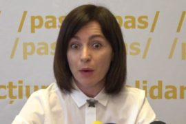 Maia Sandu, PAS, raport financiar, propahanda politica, Natalia Morari, LP la Chisinau, LP, concert LP