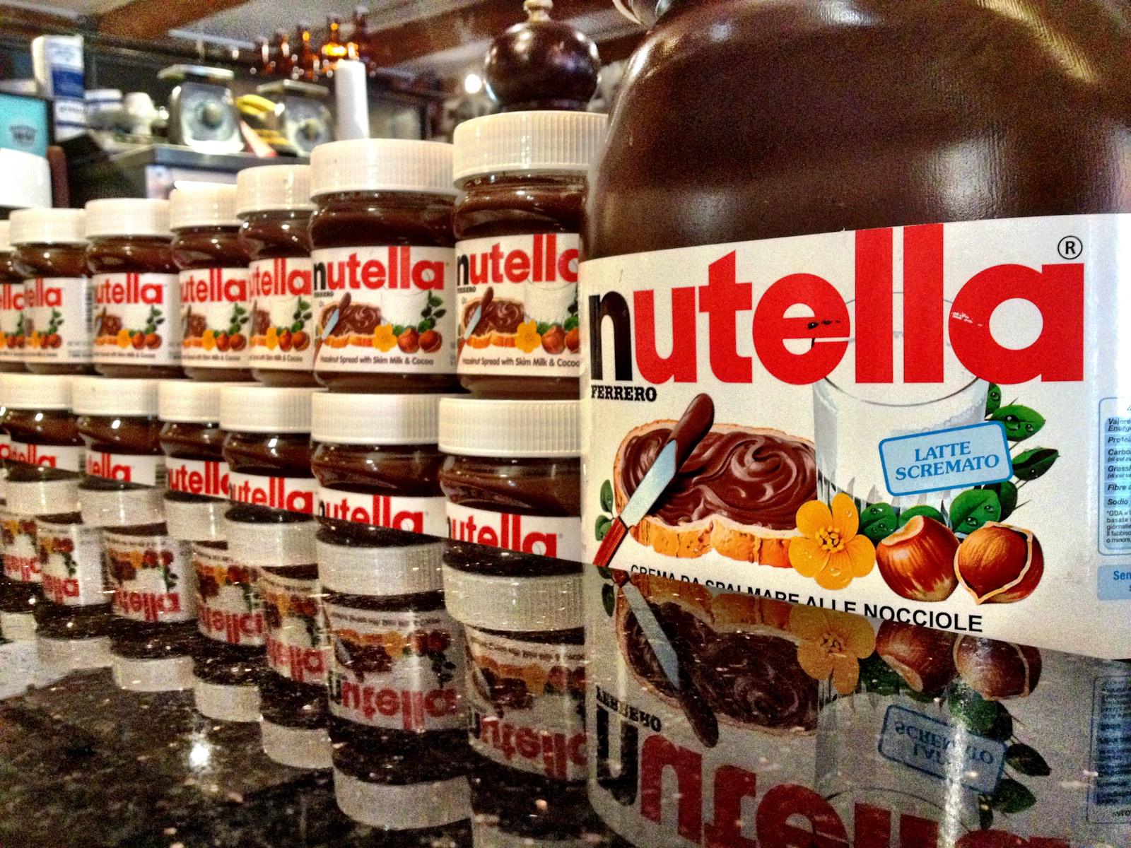 reduceri nutella supermarket