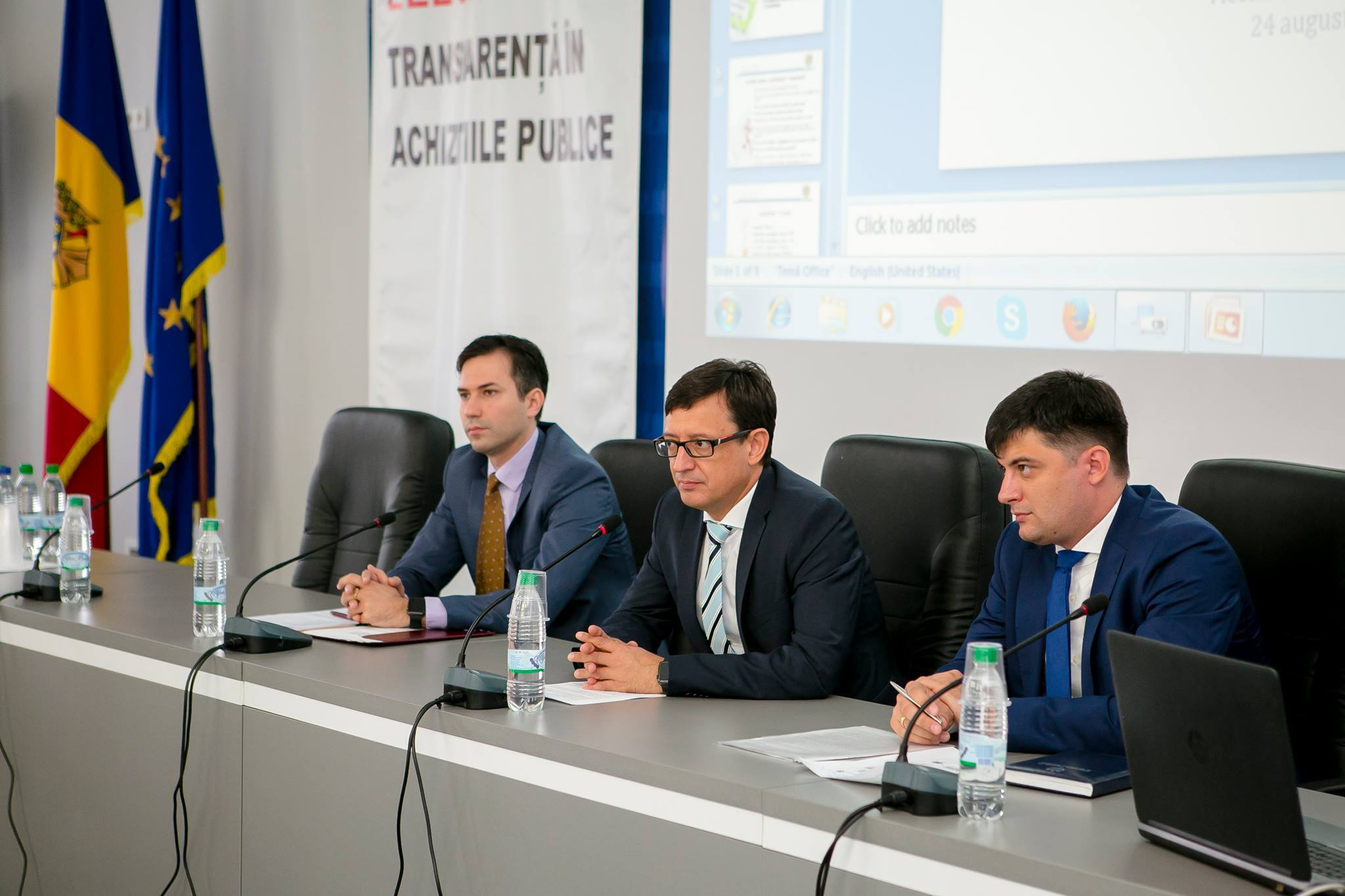 Ministrul Finanțelor, Octavian Armașu