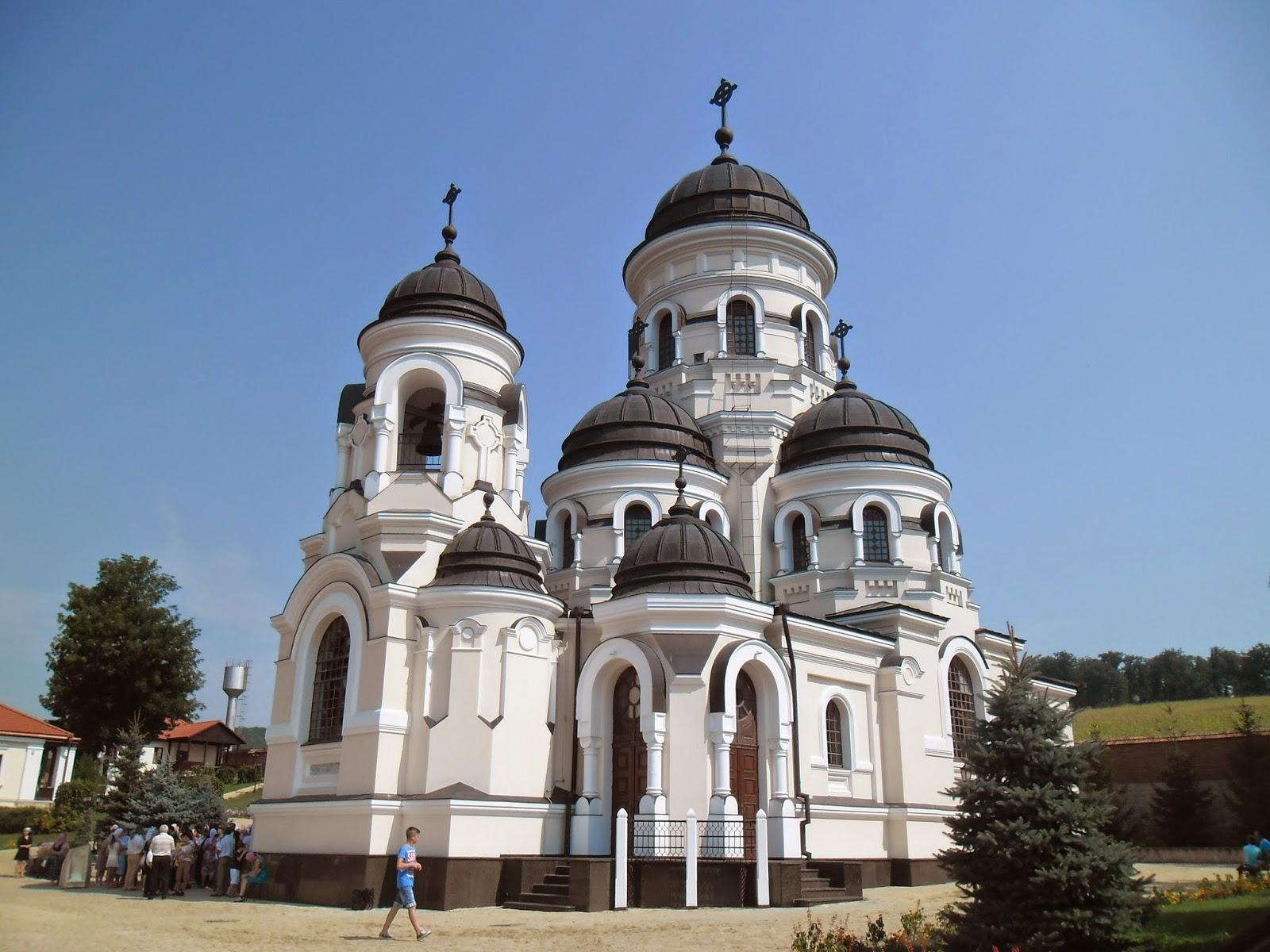 manastiri din moldova, atractii turistice