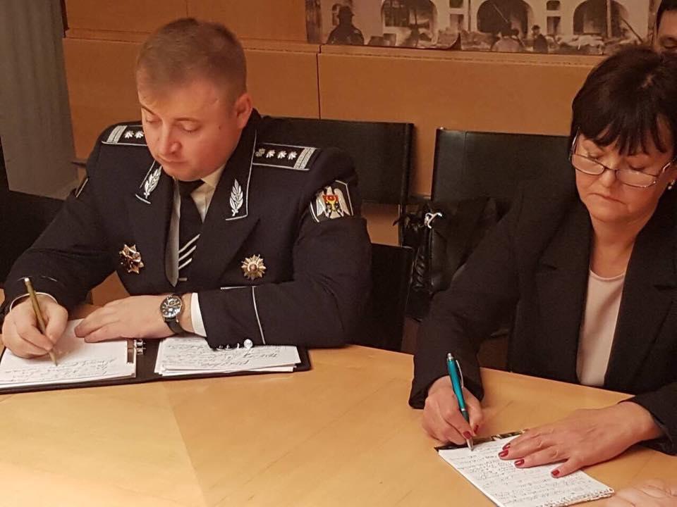 Vizita lui Cavcaliuc in Italia, proiecte politia republicii moldova, bunici grijulii