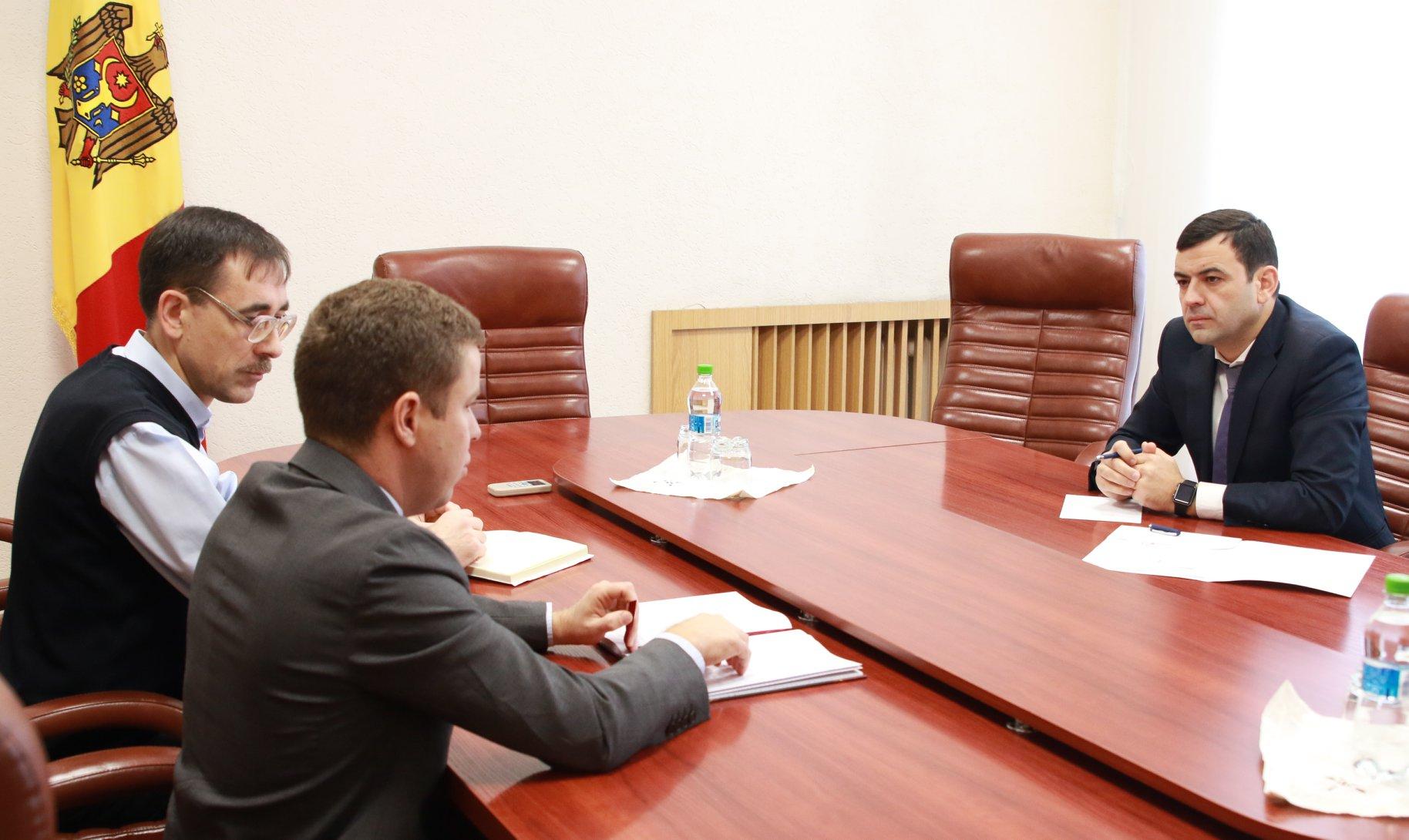 delegatia fmi moldova, chiril gaburici ministru, ministerul infrastucturii si economiei