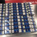 contrabanda cu tigari in moldova, contrabanda la leuseni, contrabanda prin aeroport