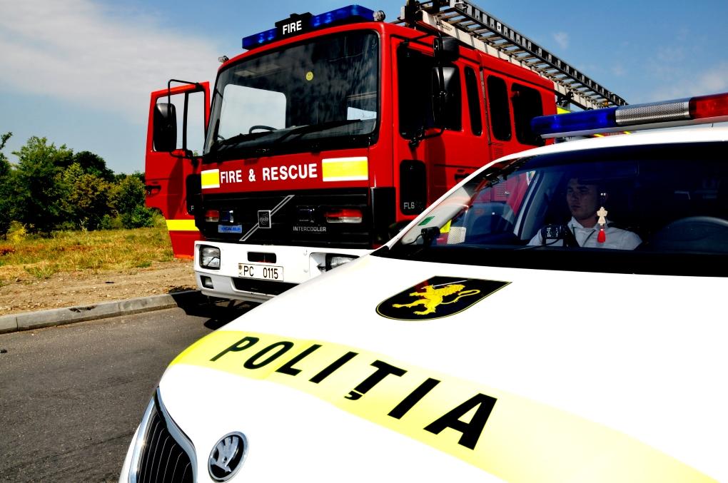 apel fals la politie, 902, politistii moldoveni, furturi jafuri crime