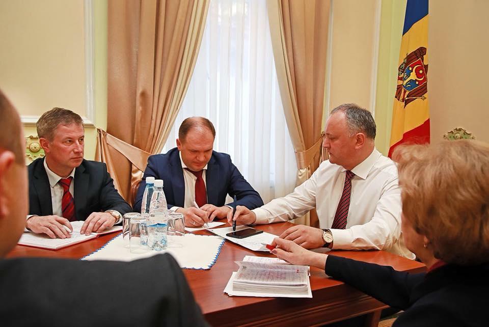 igor dodon, partidul socialistilor, alegeri chisinau balti, 20 mai