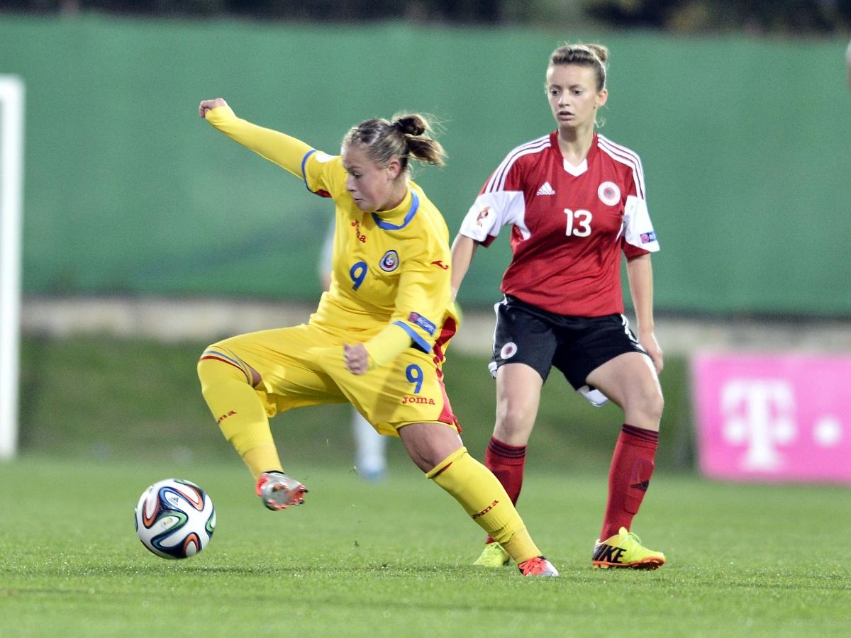 sport chisinau, Meciul de fotbal feminin Moldova - Italia