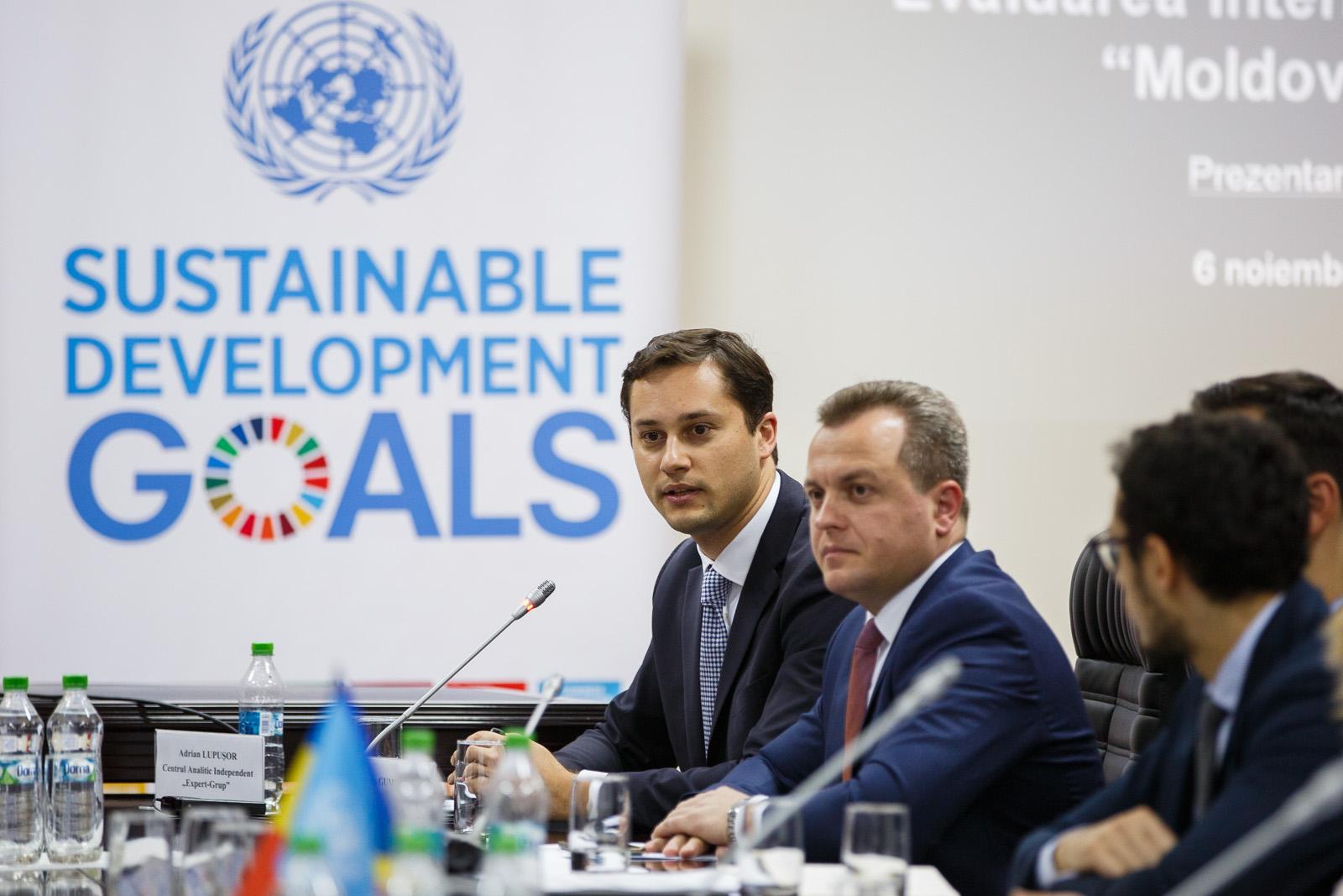 Strategia Naționala de Dezvoltare Moldova 2030, Grupul de lucru în domeniul pieței forței de muncă