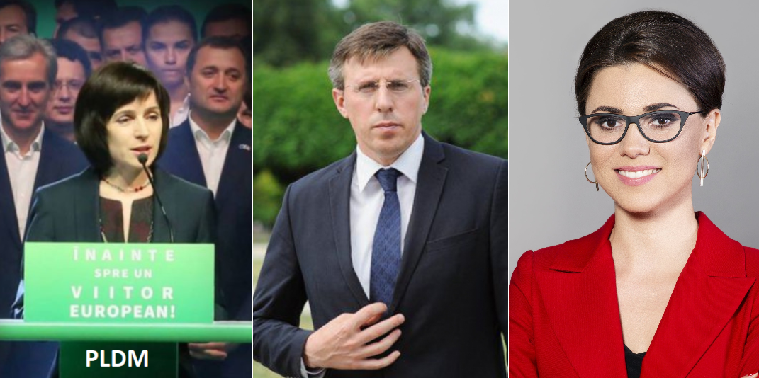Replica dură a lui Dorin Chirtoacă pentru Natalia Morari, Cum nu a fost Maia Sandu membru PLDM, dacă ea spune că da, pl, pas