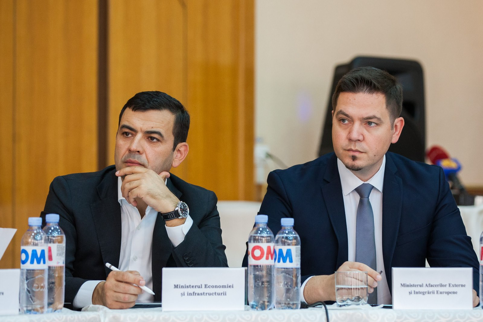 ministri guvernul filip, chiril gaburici, tudor ulianovschi, vlad plahtoniuc pdm
