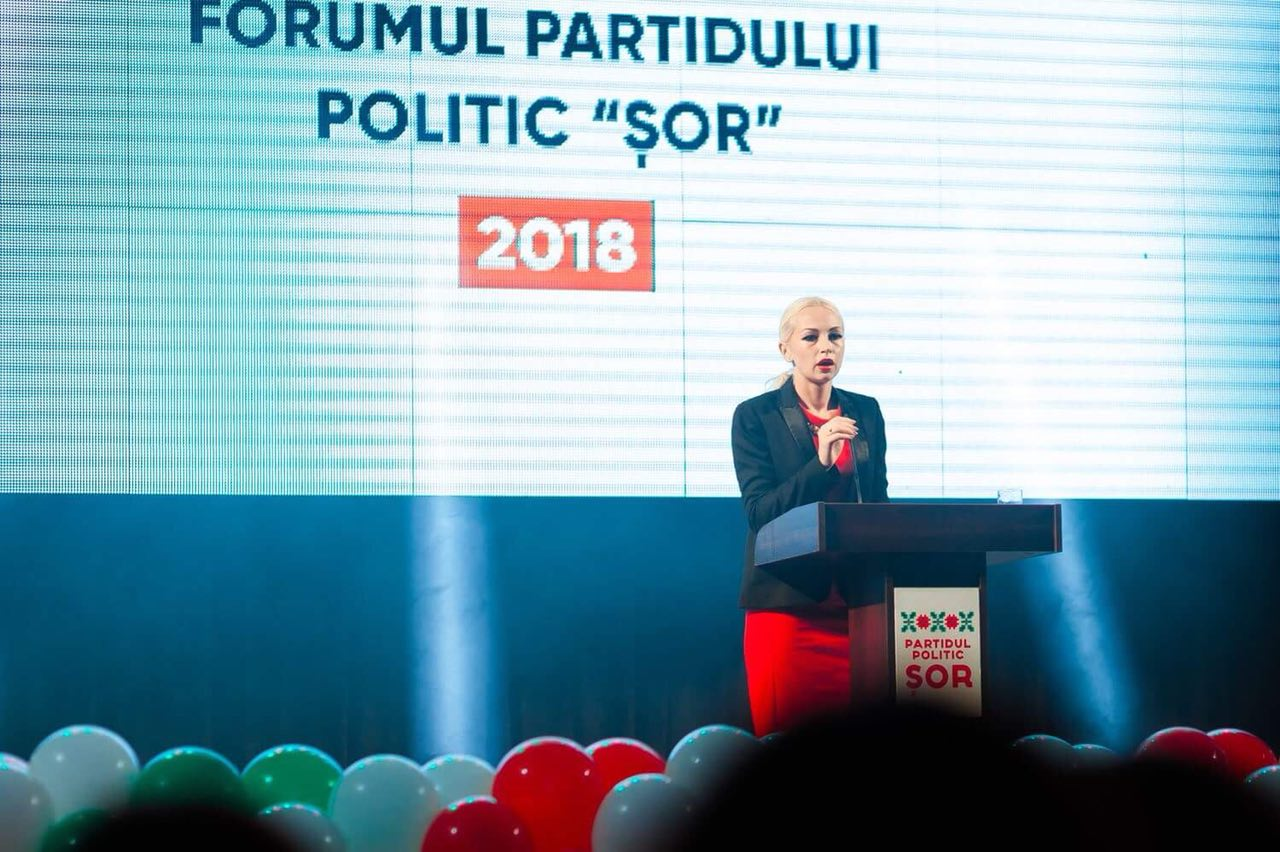partidul SOR și-a delegat reprezentanți împuterniciți în fiecare regiune, alegeri 2018, primar de orhei, ilan shor, marina tauber, republica moldova