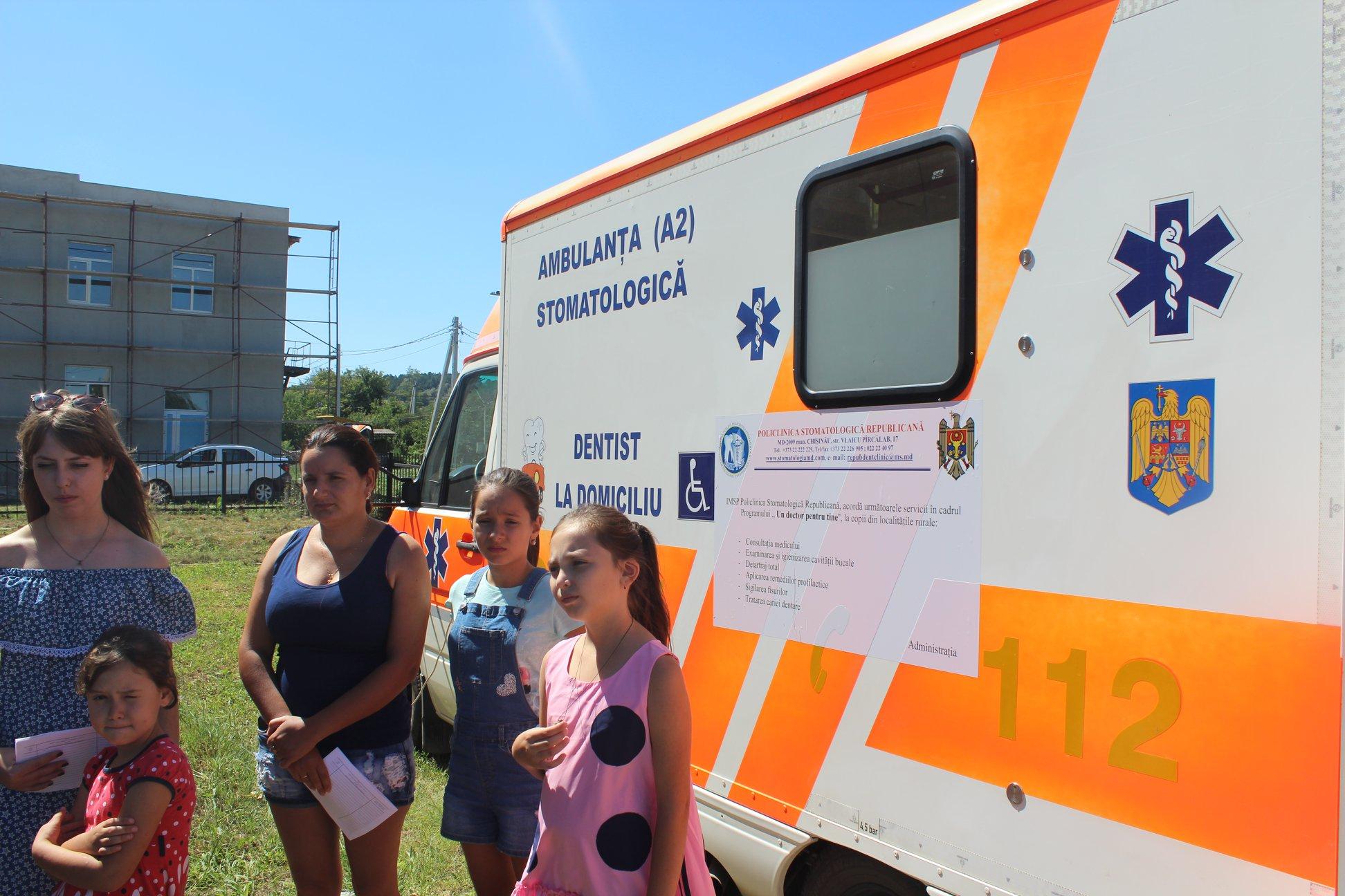 guvernul republicii moldova, ministerul sanatatii, raionul hincesti, medici ambulanti