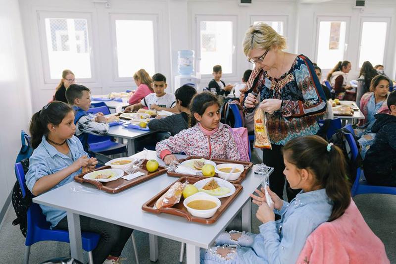 Meniu mai sănătos pentru copiii din grădinițe, începând cu acest an 2018, scoli chisinau, primaria capitalei, ion ceban
