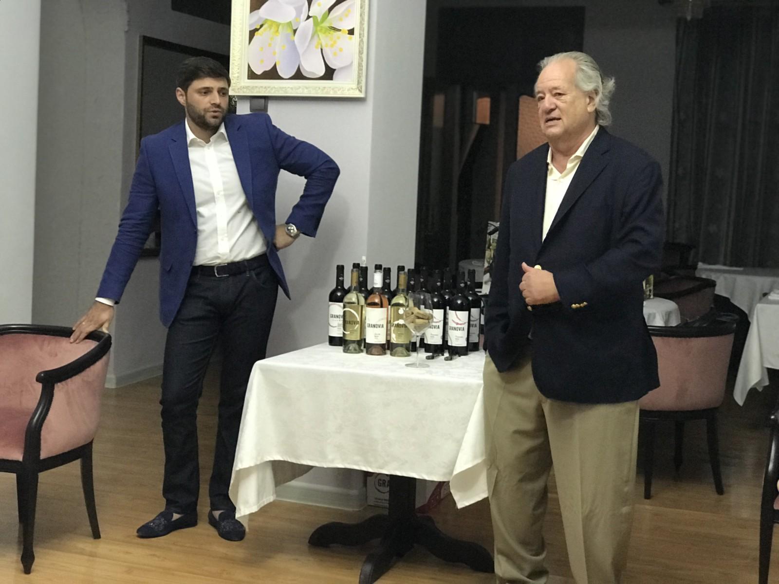 și-a lansat în Moldova propriul brand de vin, business chisinau, agricultura, guvernul filip, investitii straine