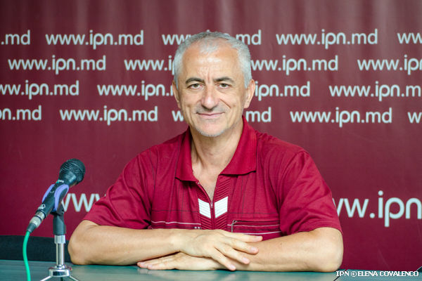 Un moldovean a devenit Campion Mondial la jocul de dame, ion dosca, sport moldova, sah,