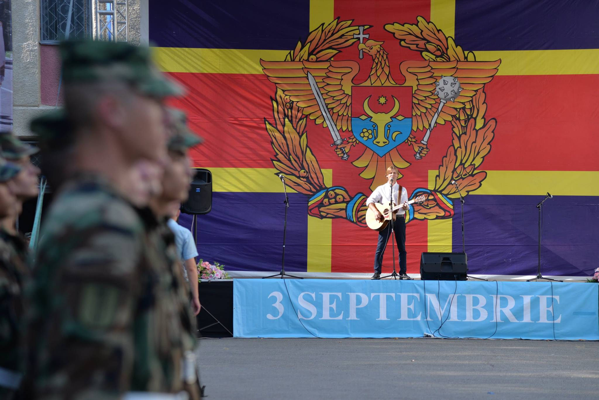 armata rm, ostașii moldoveni Ziua Armatei Naționale, eugen sturza, guvernul filip, partidul democrat, ma, vlad plahotniuc pdm, reforma armatei moldova