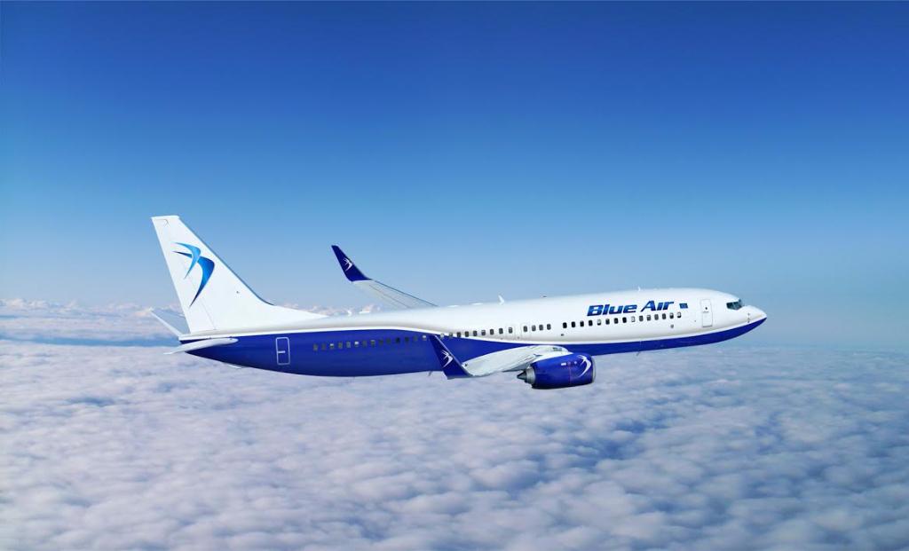 blue air, air moldova, companii aeriene, aeroport chisinau, unirea, anul centenarului