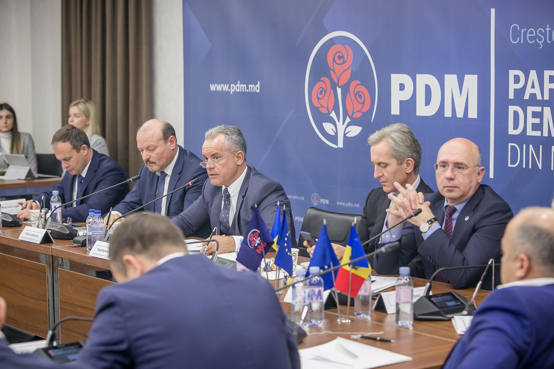 ppem, Coaliţia de Guvernare a stabilit priorităţile de activitate pentru ultima sesiune parlamentară, pdm, partidul democrat din moldova, pdm, candu, ghiletchi, pavel filip, vlad plahotniuc, iurie leanca,