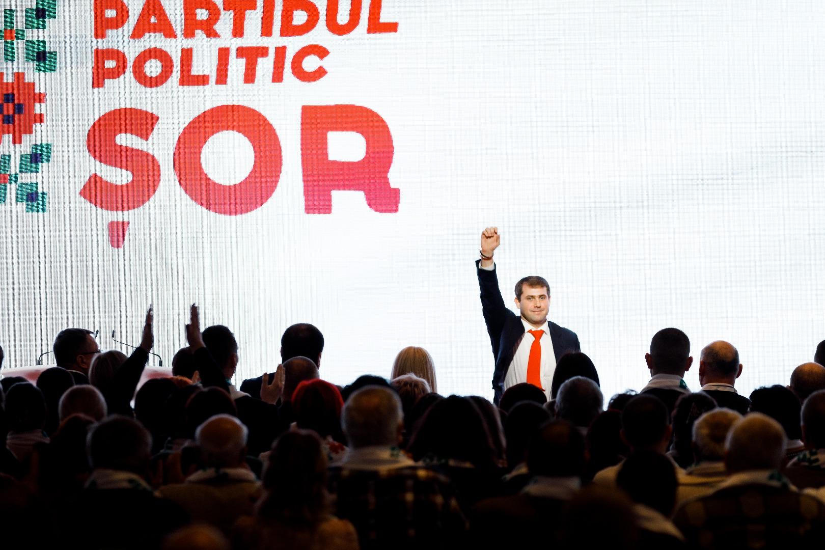 ilan shor, partidul shor, shor campanie electorala, shor alegeri, shor orhei, marina tauber