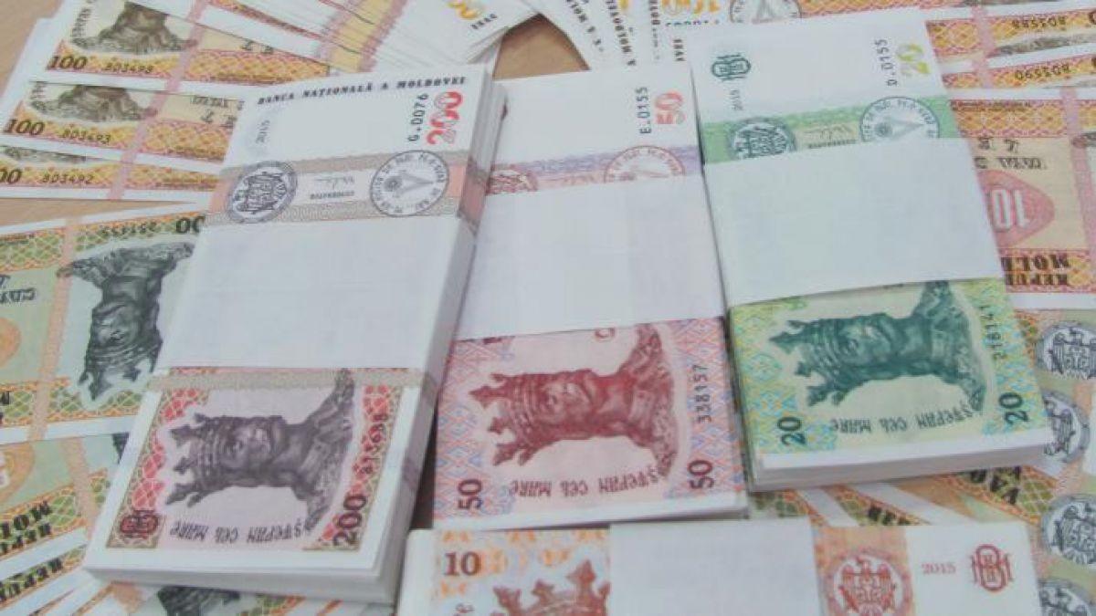 lei moldovenesti, incasari fisc, incasari vama, serviciul vamal, bugetul de stat, ion chicu