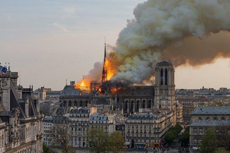 A început reconstruirea catedralei Notre-Dame, Primul pas făcut de guvernul francez, emanuel macron paris, monumente de arhitectura franta, calatorie in europa, incendiu catedrala notre dame,