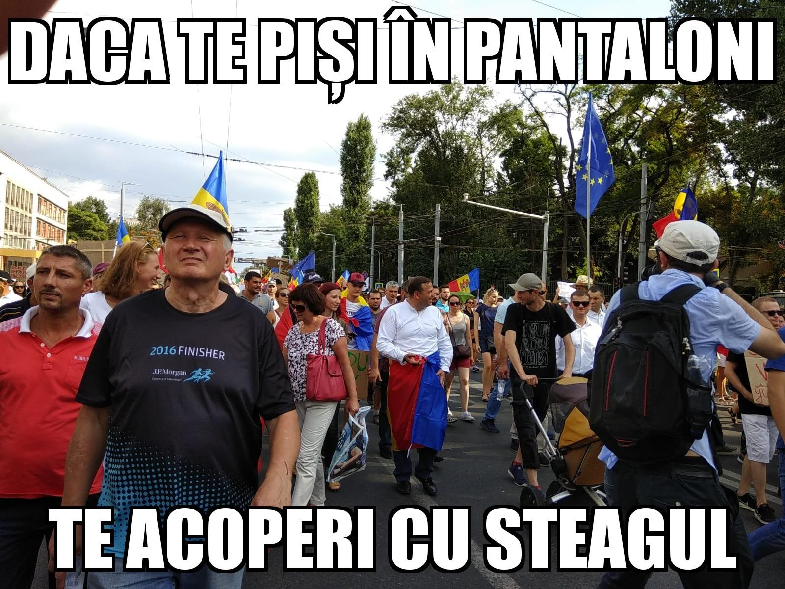 Andrei Năstase, Platforma DA, PPDA, Năstase ud la fund, Năstase s-a pișat în pantaloni, PPDA, BLOCUL ACUM, ACUM, ACUM DA PAS, PAS, miting organizat de Platforma DA
