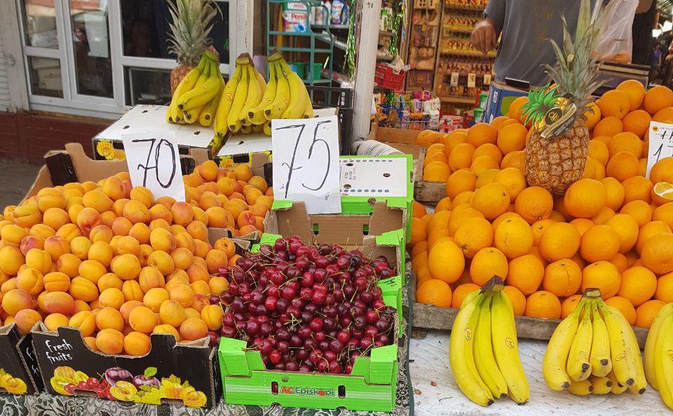 Veste bună, S-au ieftinit cireșele în Piața Centrală, Cât costă 1 kg de cireste in moldova, fructe de vara, pretul la capsune, agricultura moldova