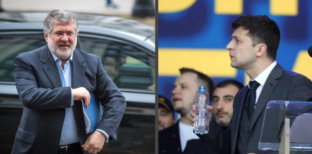Oligarhul Kolomoiski îi propune Președintelui Zelenski să renunțe la plata datoriei externe a Ucrainei, financial times, parlament kiev rada ucraineana, guvernul ucrainei rusia,