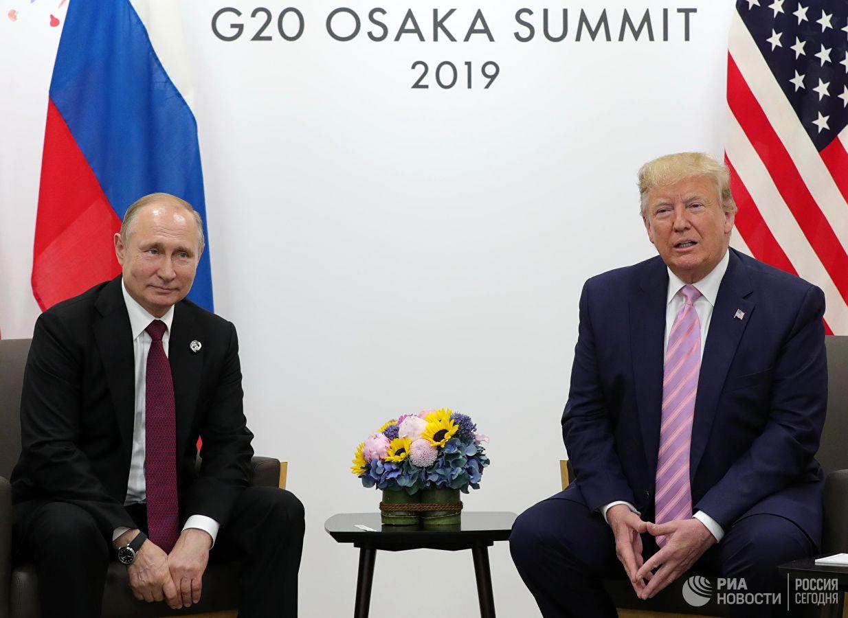 vladimir putin si trump, relatii moldo-americane, summitul g20