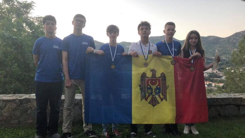 O medalie de argint și trei de bronz pentru elevii din Moldova, la Olimpiada Balcanică de Matematică, educatie scoli chisinau, noua generatie, cunostinte, stiinte reale,