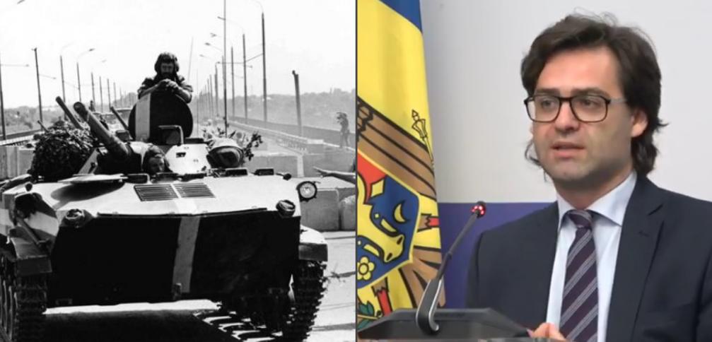 Ministru de Externe insistă că în 1992 a fost RĂZBOI CIVIL, Reacția dură a internauților, Nicu Popescu DEMISIA, razboiului din transnistria, raboiul moldova rusia, chisinau tiraspol moscova, nicu popescu intilnire cu melescanu, nicolae popescu la bucuresti, guvernul sandu, nicu popescu andrei popov,