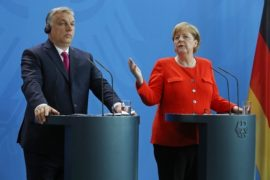 Angela Merkel, Orban, Presedintele Ungariei, Ungaria, Germania, Merkel il lauda pe Orban, dezvoltarea economica a Ungariei